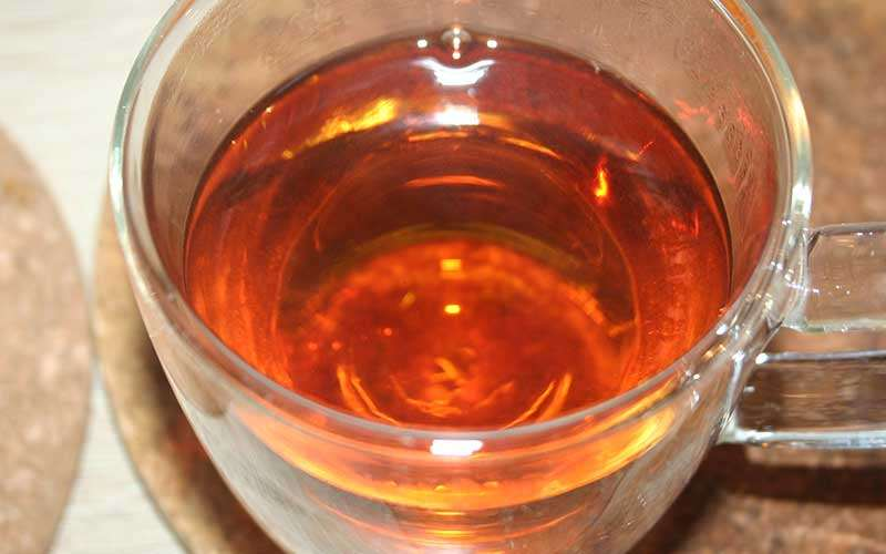 Oriental Beauty Oolong von Deerland Tea im Test
