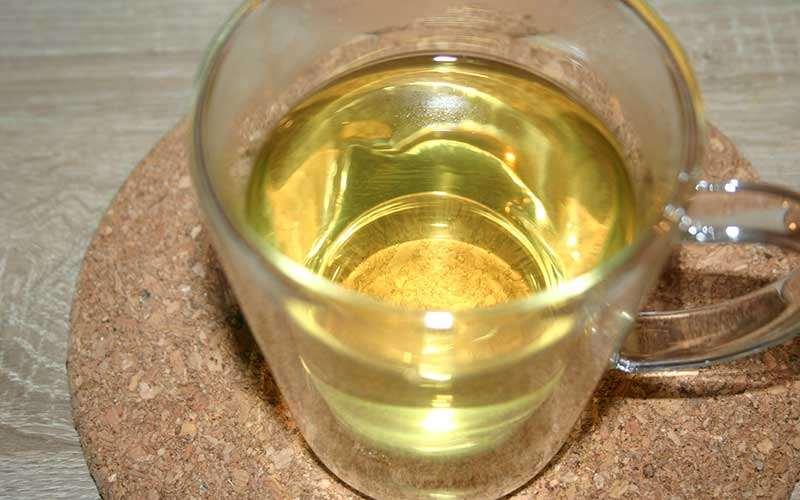 Light Oxidised Rolled Oolong von Deerland Tea im Test