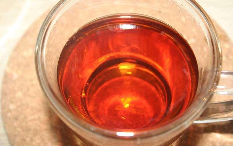 Roasted Black Oolong von Deerland Tea im Test