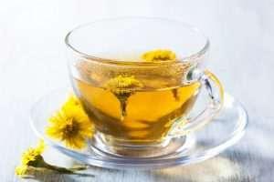 Huflattich Tee