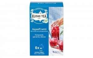 Eistee AquaFrutti von Kusmi Tea