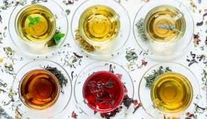 Leckere Tee-Vielfalt