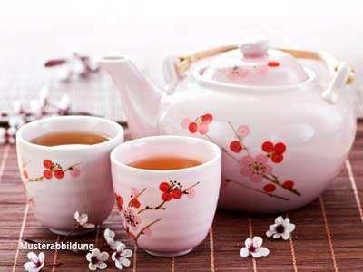 Werbung: Teekannenset kaufen